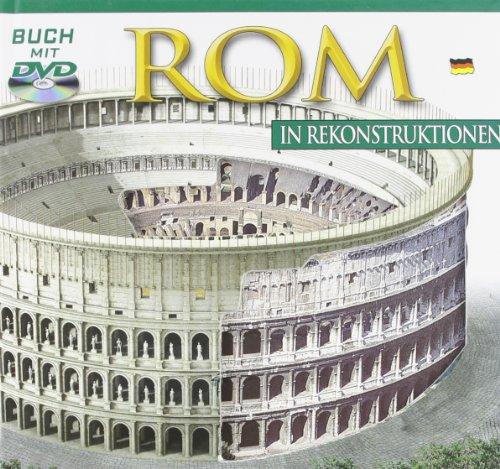 9788895512020: Roma ricostruita. Ediz. tedesca. Con DVD