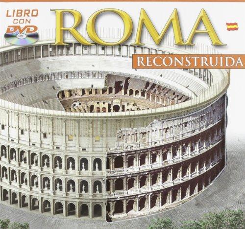 9788895512044: Roma ricostruita. Ediz. spagnola. Con DVD