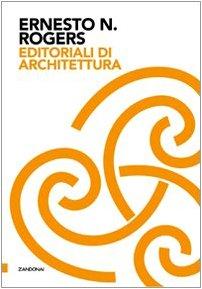 9788895538389: Editoriali di architettura