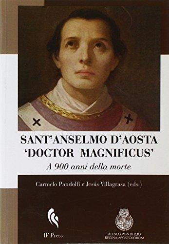 9788895565484: Sant'Anselmo d'Aosta