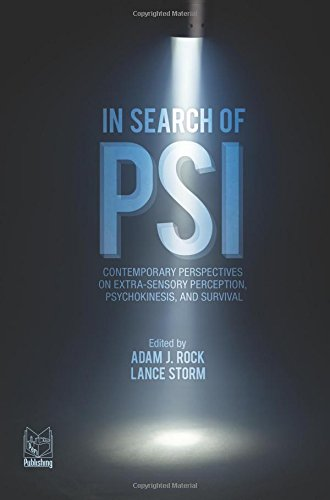 9788895604220: In search of Psi. Contemporary perspectives on extra-sensory perception, psychokinesis and survival