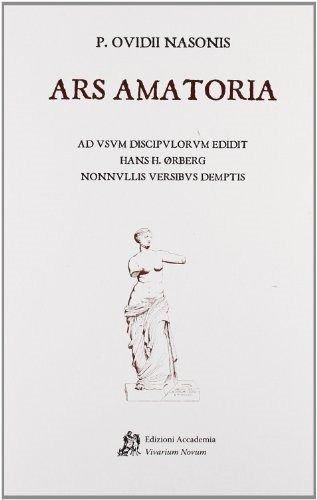 9788895611174: Ars Amatoria (Ovidius)