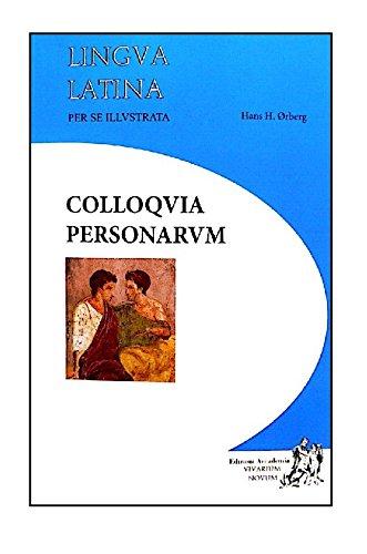 9788895611389: Colloqvia Personarvm