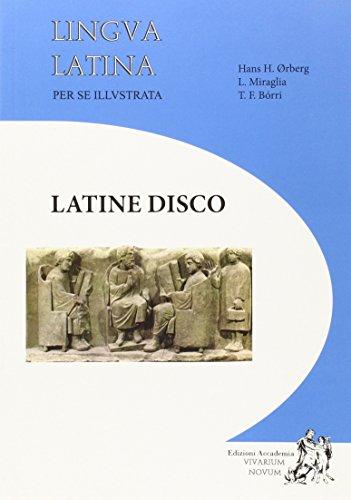 9788895611471: Lingua latina per se illustrata. Ediz. compatta. Per le Scuole superiori. Con espansione online