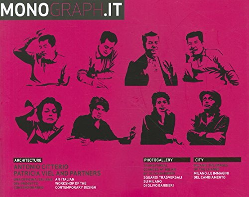 9788895623450: Monograph.it 3: Citterio/Viel & Partners (English and Italian Edition)