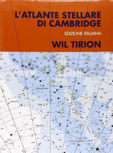 9788895650173: L'atlante stellare di Cambridge
