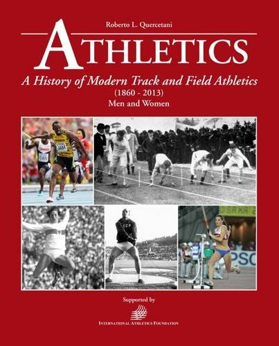 9788895684642: Intriguing Facts and Figures from Athletics History 1860-2024: Men and Women
