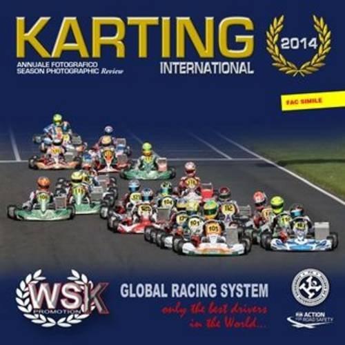 9788895684703: Karting International 2014 (English and Italian Edition)