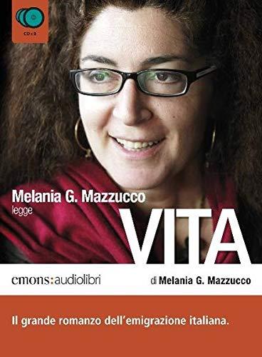 9788895703046: Vita letto da Melania G. Mazzucco. Audiolibro. 8 CD Audio