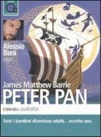 9788895703251: Peter Pan letto da Alessio Boni. Audiolibro. CD Audio formato MP3 (Ragazzi)