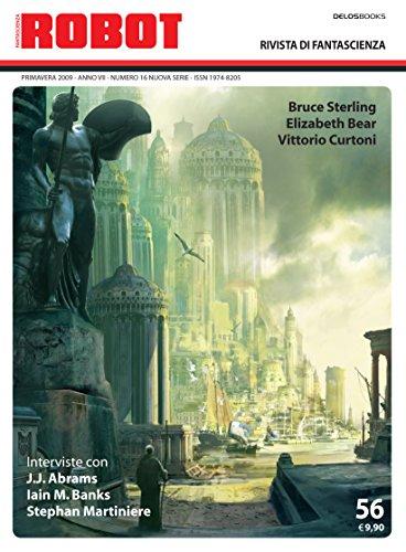 9788895724485: Robot. Rivista di fantascienza (2009) vol. 56