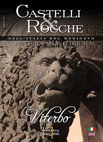 9788895769448: Castelli e rocche. Tuscia segreta. Ediz. italiana e inglese. Con DVD: 1