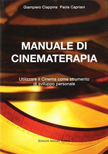 9788895806013: Manuale di cinematerapia