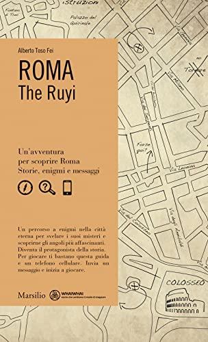 9788895836157: Roma. The Ruyi (Whaiwhai)