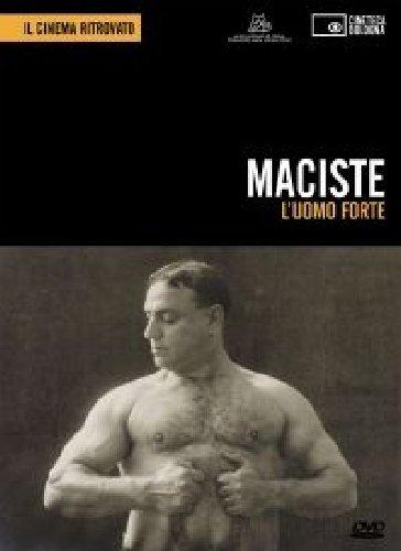 9788895862200: Maciste. L'uomo forte. DVD. Con libro
