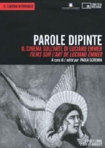9788895862309: Parole dipinte. Il cinema sull'arte di Luciano Emmer. 2 DVD. Con libro. Ediz. italiana e francese