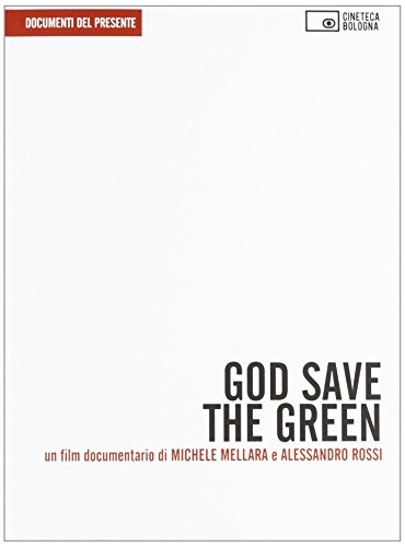 9788895862675: God Save The Green (Dvd+Libro) - IMPORT