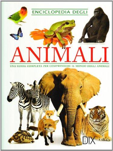 9788895870113: Enciclopedia degli animali