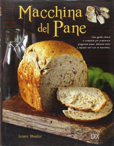 9788895870359: Macchina del pane