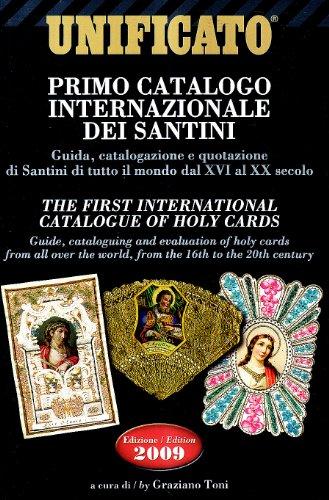 9788895874081: Primo catalogo internazionale dei santini. Ediz. italiana e inglese