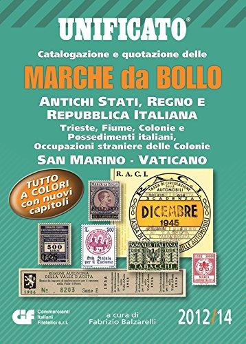9788895874579: Marche da bollo 2012-14