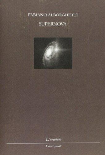 9788895928487: Supernova