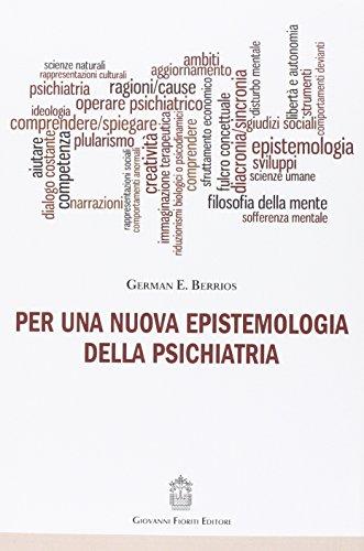 9788895930817: Per una nuova epistemologia