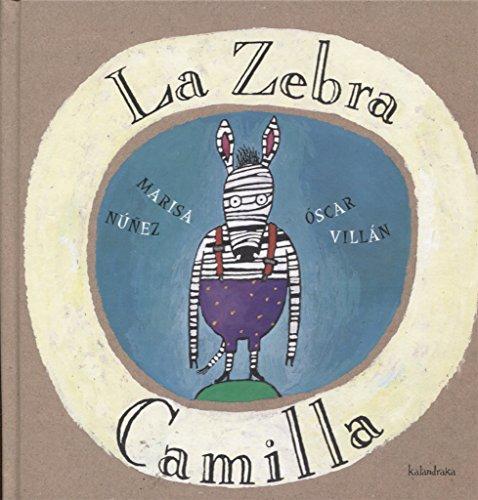 9788895933252: La zebra Camilla