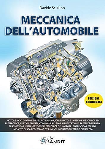9788895990682: Meccanica dell'automobile