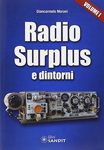 9788895990873: Radio surplus e dintorni