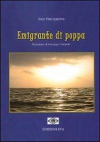 9788896028506: Emigrante di poppa