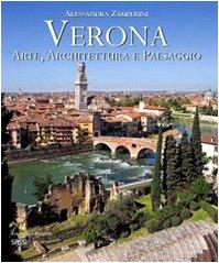 9788896045114: Verona. Arte, architettura e paesaggio. Ediz. italiana e inglese