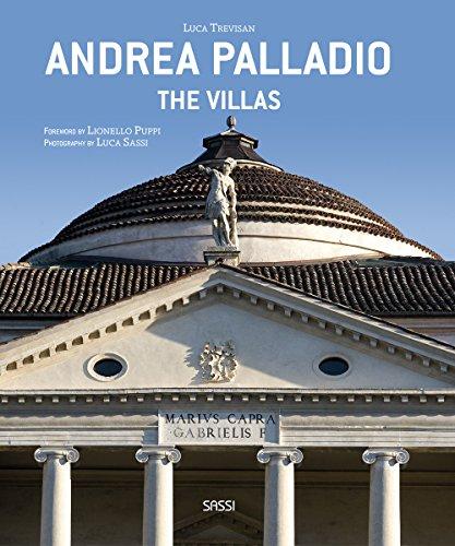 Andrea Palladio (Hardcover): Luca Trevisan