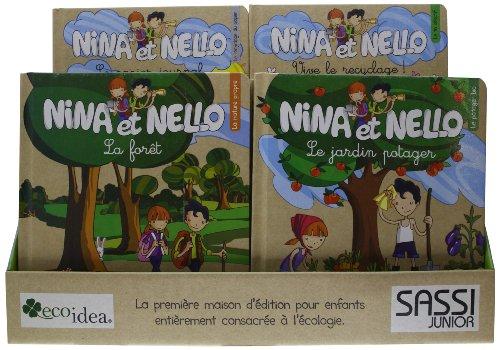 Presentoir Nina et Nello: Novello/Gaule