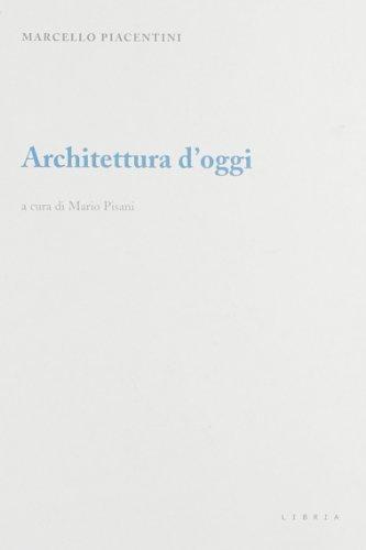 9788896067161: Architettura d'oggi (Mosaico)