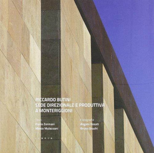 Sede direzionale e produttiva a Monteriggioni (Paperback): Riccardo Butini