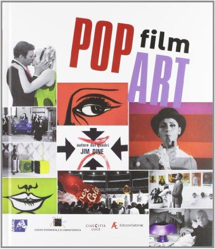 9788896105948: Pop film art. Ediz. illustrata
