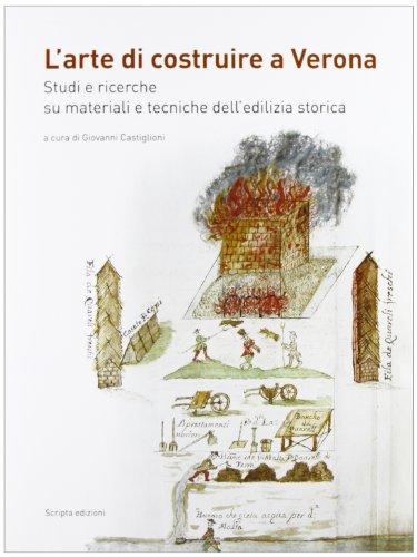 L'arte di costruire a Verona. Studi e