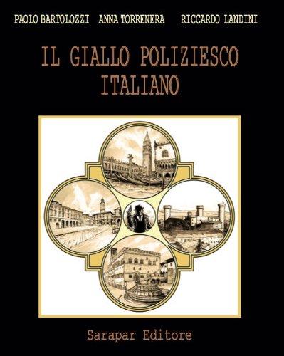 9788896245439: Il giallo poliziesco italiano