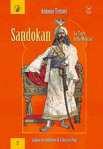 9788896305713: Sandokan. La tigre della Malesia