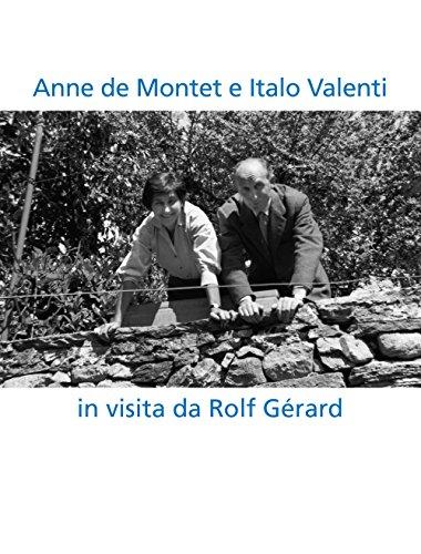 Anne de Montet e Italo Valenti. In: Matteo Bianchi; Francesca