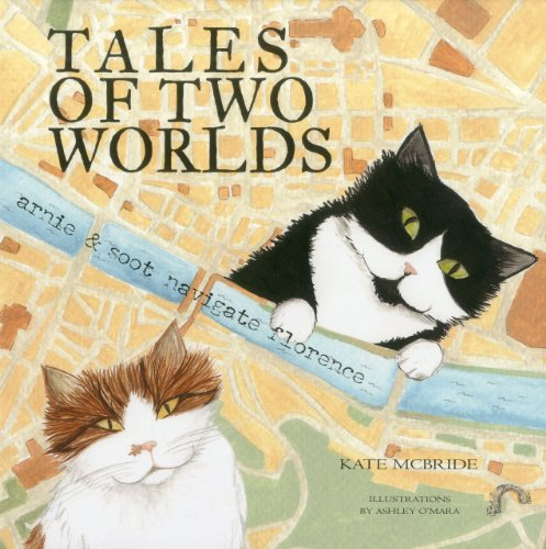 9788896532126: A tale of two worlds. Arnie & Soot navigate Florence