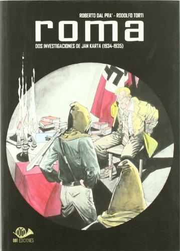 9788896573877: Roma. Dos investigaciones de Jan Karta (1934-1935)
