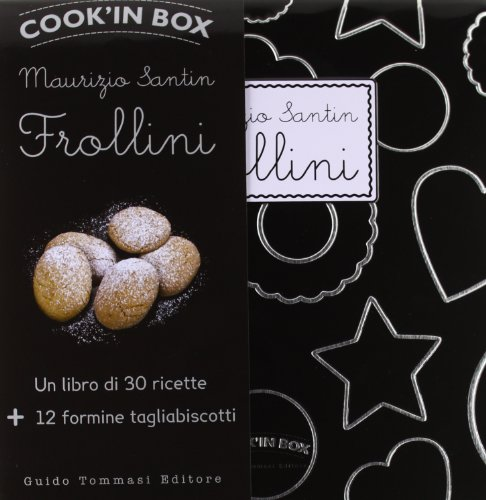 9788896621677: Frollini. Cook'in box. Con gadget