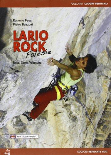 Lario Rock falesie: Eugenio Pesci