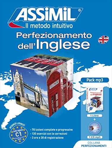 Assimil Perfezionamento dell'Inglese (Book plus CD MP3) (Italian Edition) (8896715105) by Assimil Language Courses