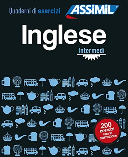 9788896715550: Inglese. Quaderno di esercizi. Intermediario. Ediz. bilingue