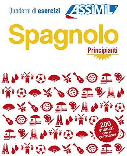 9788896715567: Spagnolo. Quaderno di esercizi. Principianti. Ediz. bilingue [Lingua spagnola]: 1