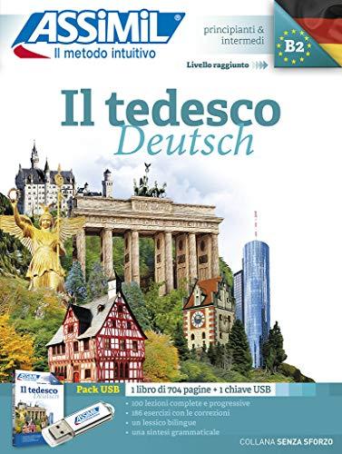9788896715796: Il tedesco. Con USB Flash Drive