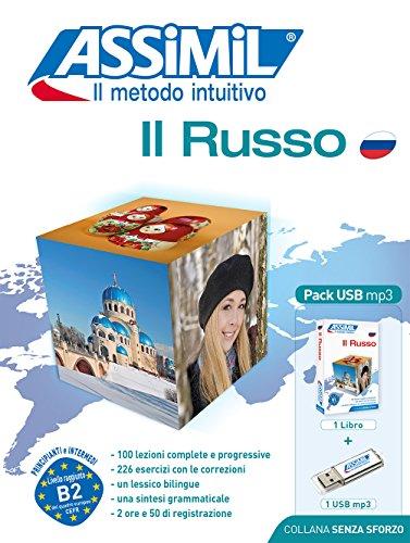 9788896715956: Il russo. Livello B2. Con USB Flash Drive